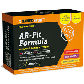 NAMEDSPORT AR-Fit Vitamins 60 Tabs, None